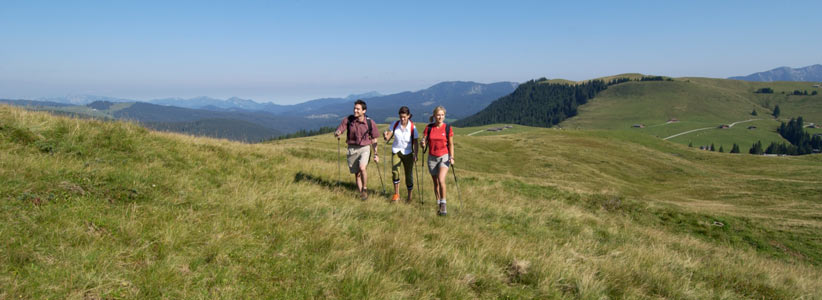 Sommerurlaub in Lofer